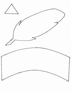 free coloring pages of feather hat With indian hat template
