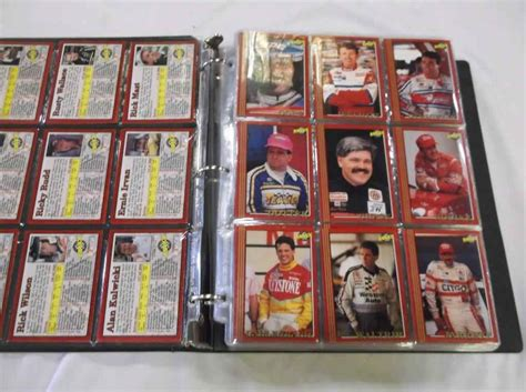 Serving customers across the uk and europe. Nascar Racing Trading Cards