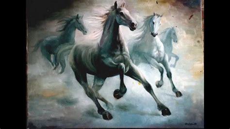 il cavallo nellarte horses  mario stefanutti youtube