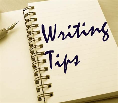 Writing Tips & More  Gwosdow Associates Science Consultants