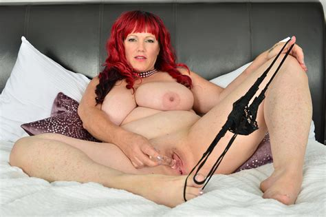 Canadian Bbw Milf Roxee Robinson Will Make Your Cock