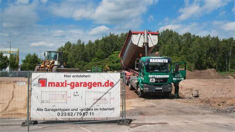 Garage 85 Essen by M 246 Rtelwerk Abriss Und Garagen Neubau Ver 228 Ndern Dellwig