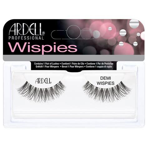 wispies ardell demi lashes false eyelashes