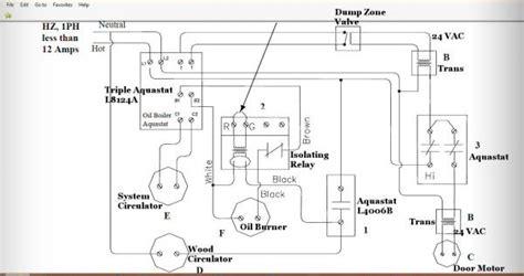 Wiring Diagram Wood Furnace by Newyorker Boiler Wood Combination Doityourself