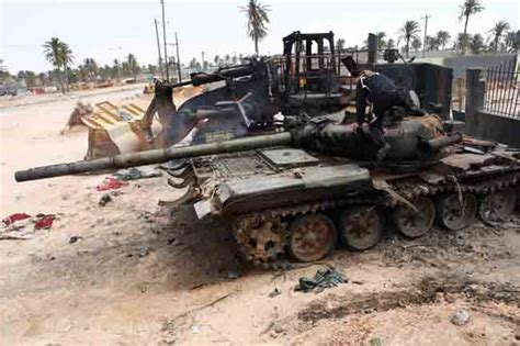 Libyan army to withdraw from Misrata: official - China.org.cn