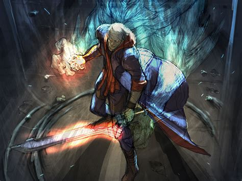Devil May Cry 4 Background