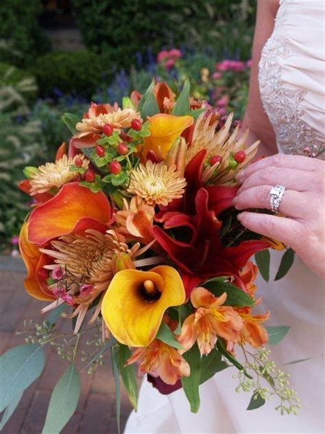 20 Best Images About September Wedding Flowers On