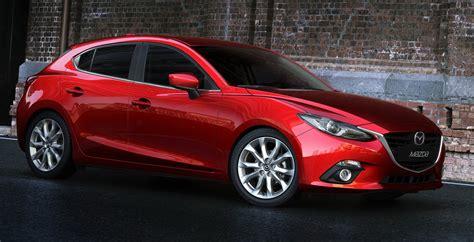 2014 Mazda 3 5-door Hatchback Makes World Debut Image 183081