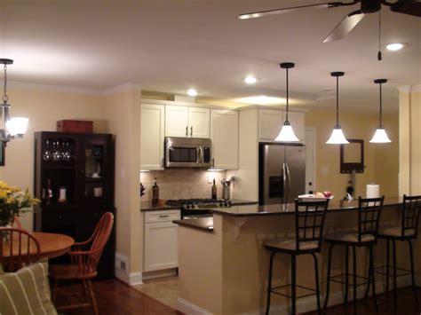 Furniture Interior Basement Lighting Home Kitchen Recessed