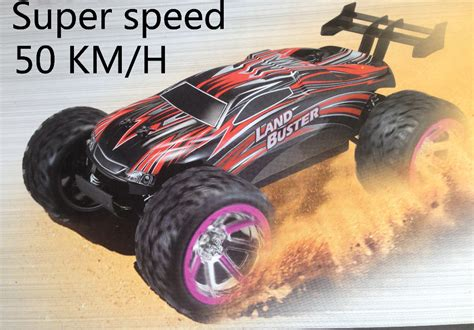 Free Shipping 1/10 Scale Rc Cars 4wd Electric Fast Remote