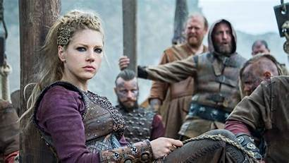 Lagertha Wallpapers Vikings Season 4k