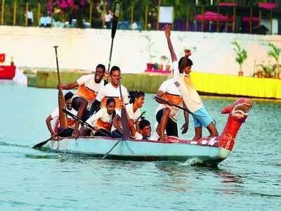 Boat Club Pune Hdfc Bank Ifsc Code by S Boat Race Draws Crowd To Ulsoor Lake
