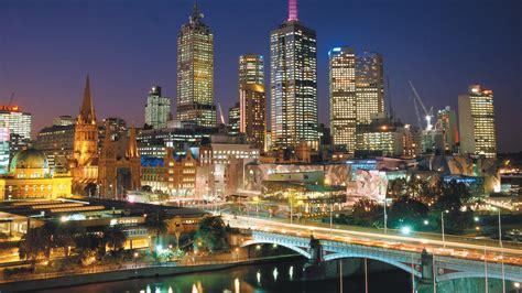Amazing City View of Melbourne Australia HD Photos ...