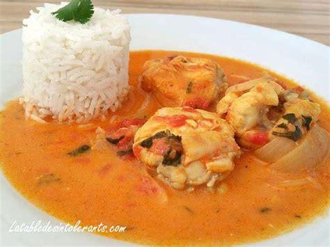 cuisiner des joues de lotte recette de joue de lotte curry vert un site culinaire