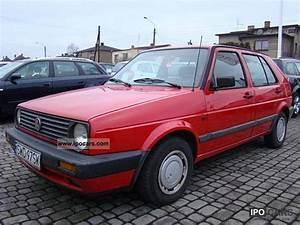 1991 Volkswagen Golf Ii