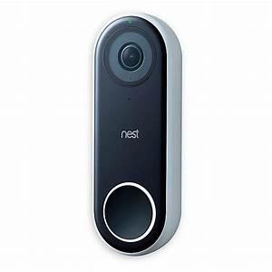 Google Nest Hello Video Doorbell In White