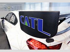Ready for topclass GT action CATL becomes Official