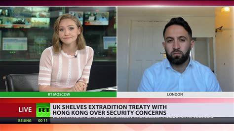 'Immediately & indefinitely' | UK suspends extradition ...