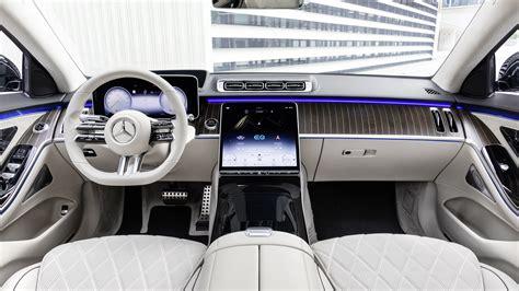 It should arrive in the u.s. Mercedes-Benz S 580 e lang AMG Line 2021 5K Interior ...