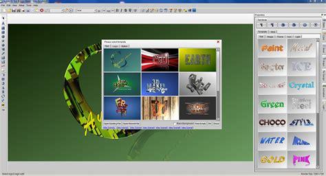 aurora  text logo maker    software