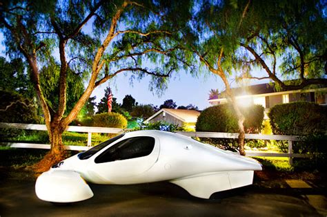 300-mpg, Electric Aptera Typ-1 Ready For 2008 Production, Not Jetsons Remake