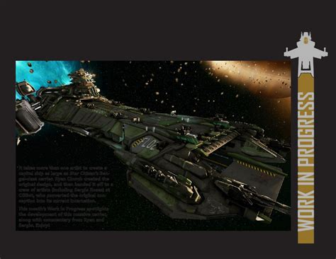 comm link archive bengal carrier wip star citizen wiki