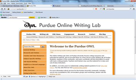 Owl At Purdue Resume Design by Owl At Purdue Resume