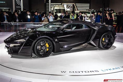 Shanghai 2015: Lykan Hypersport - GTspirit