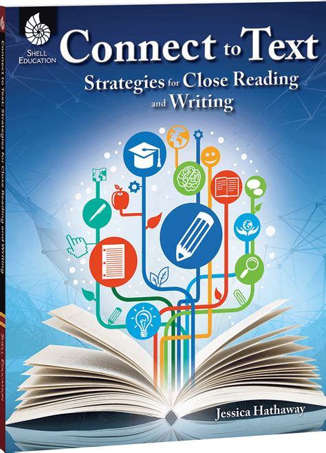 connect  text strategies  close reading  writing