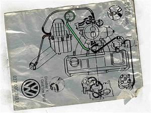 Foto O Diagrama De Valvuras De Vacio Y Conectadas Al