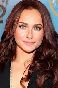 Dark Auburn Hair Color Pictures