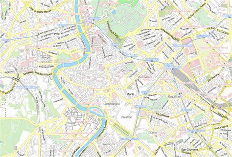 stadtplan rom attraktionen und hotelbuchung