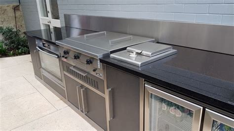 Outdoor Cabinets Perth by Outdoor Kitchens Perth Zesti Woodfired Ovens Perth Wa