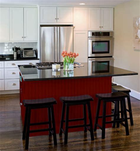 Red Kitchen Ideas  Simple Home Architecture Design