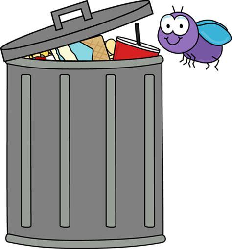 Garbage Trash Can Clip Art