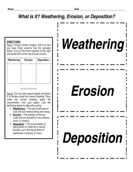 image result for rock worksheets for 2nd grade education