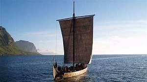 The viking ships - Lofotr