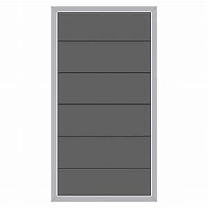 Wpc Fliesen Bauhaus : sichtschutz halbelement wpc 90 x 180 cm bauhaus ~ Orissabook.com Haus und Dekorationen