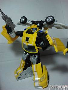 Mgs Custom Hubcap And Bumper Heads For Classics Bumblebee - Transformers News