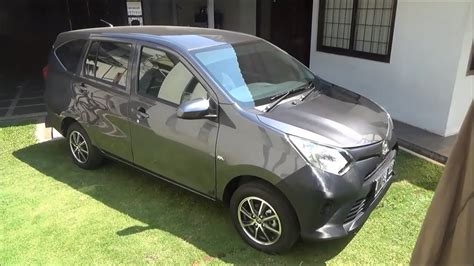 Review Toyota Calya by Review Toyota Calya E Mt Tahun 2018