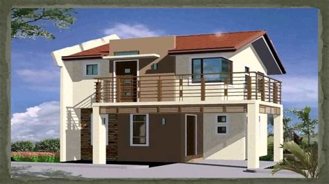 best terrace house design house design terrace philippines youtube