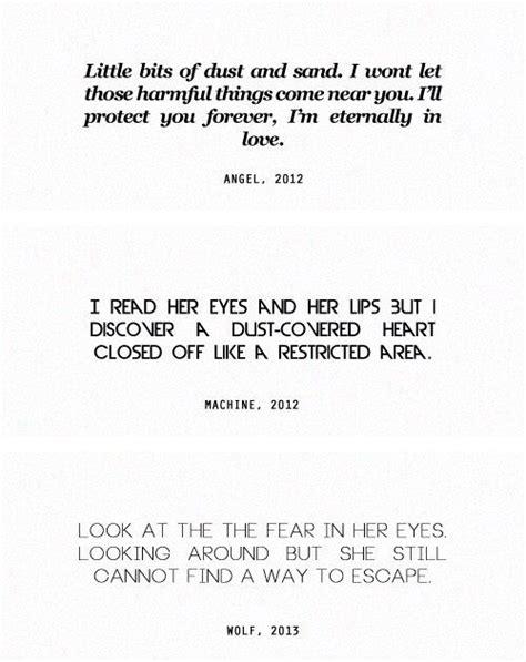 exo overdose lyrics exo lyrics quotes overdose www pixshark images