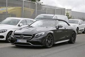Mercedes Cabriolet Amg : mercedes amg s63 cabriolet spied testing gtspirit ~ Maxctalentgroup.com Avis de Voitures