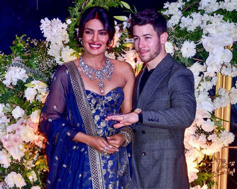 priyanka chopra  nick jonas host   wedding