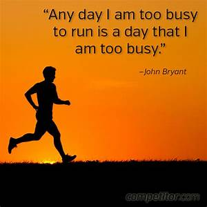12 Inspirational Running Quotes | Competitor.com