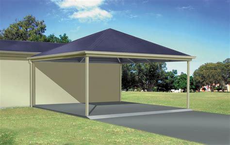 hip roof carports concept cazcad peoplespace designs clontarf hipages au