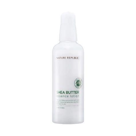 Harga Nature Republic Essence nature republic shea butter essence lotion best korean
