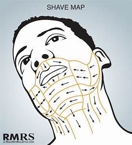 Shave Maps Infographic