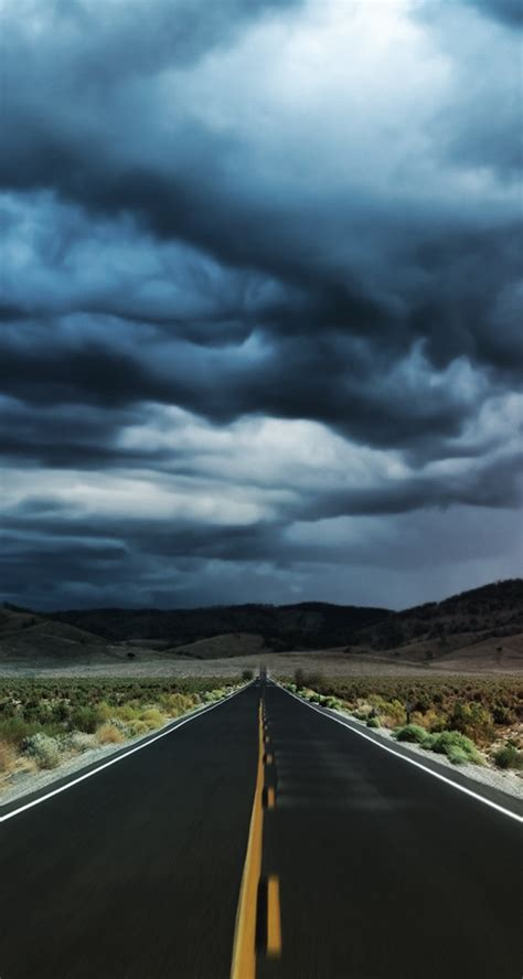 cool road to world iphone the best scenic wallpapers for iphone 5s and ipod touch