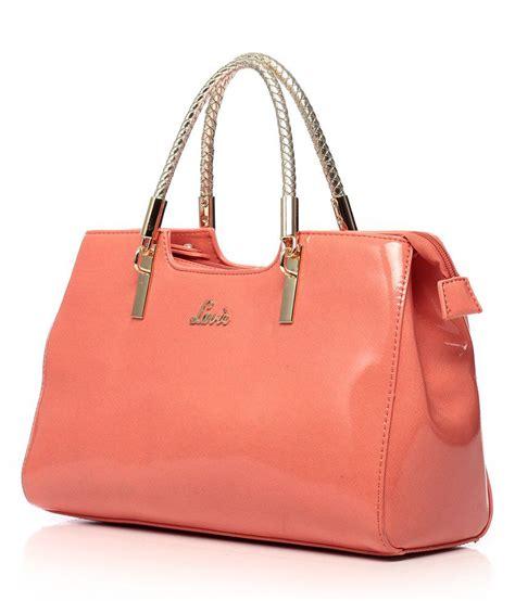 Lavie L05611067022 Pink Satchel Bags No - Buy Lavie ...